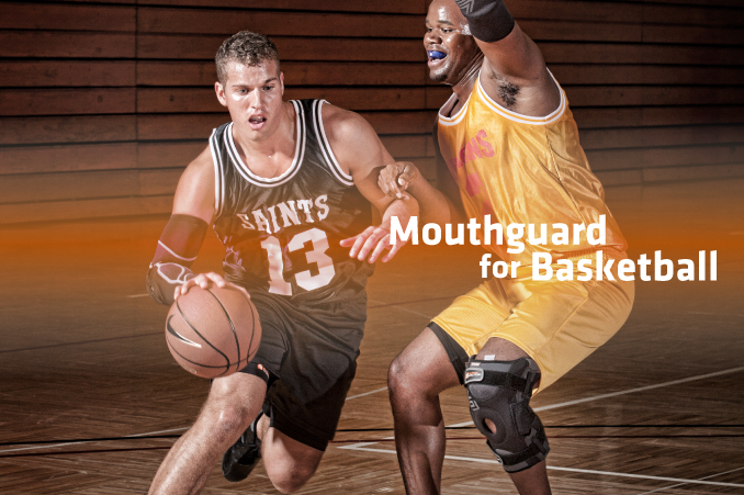 Mouthguard for Basketball